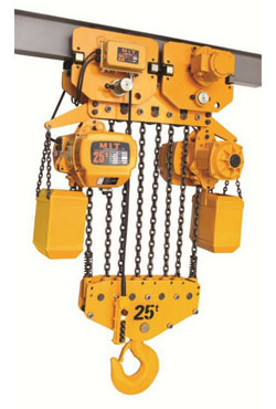 ES series Electric Chain Hoist 15Ton to 35Ton