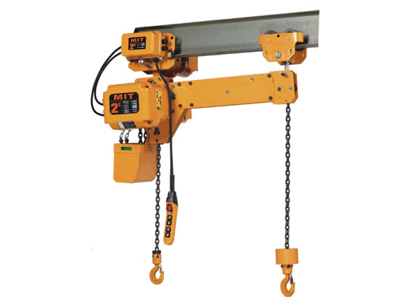 TW type Twin Hook Electric Chain Hoists