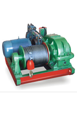 JK Electric Winch Hoist