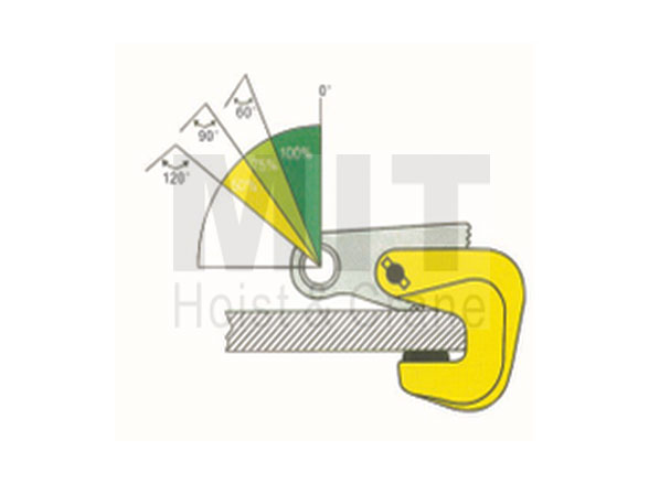 HLC-B Series Horizontal Plate Clamp