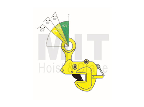 HLC-M Series Horizontal Plate Clamp